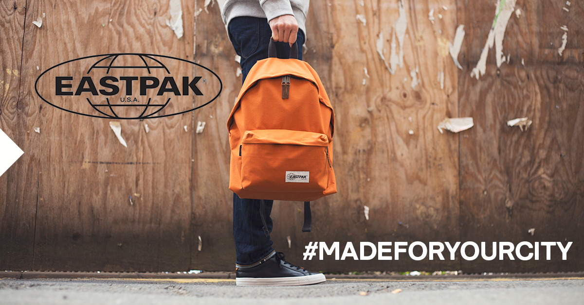 Eastpak Made for your City Project