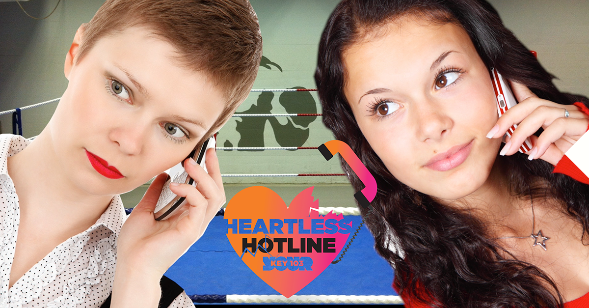 Key103's Heartless Hotline
